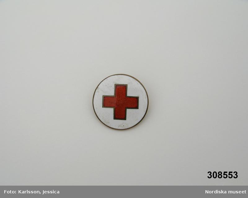 Sjukgymnastbrosch