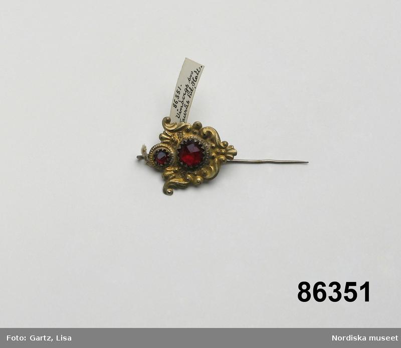 Halsa-kläs-nål