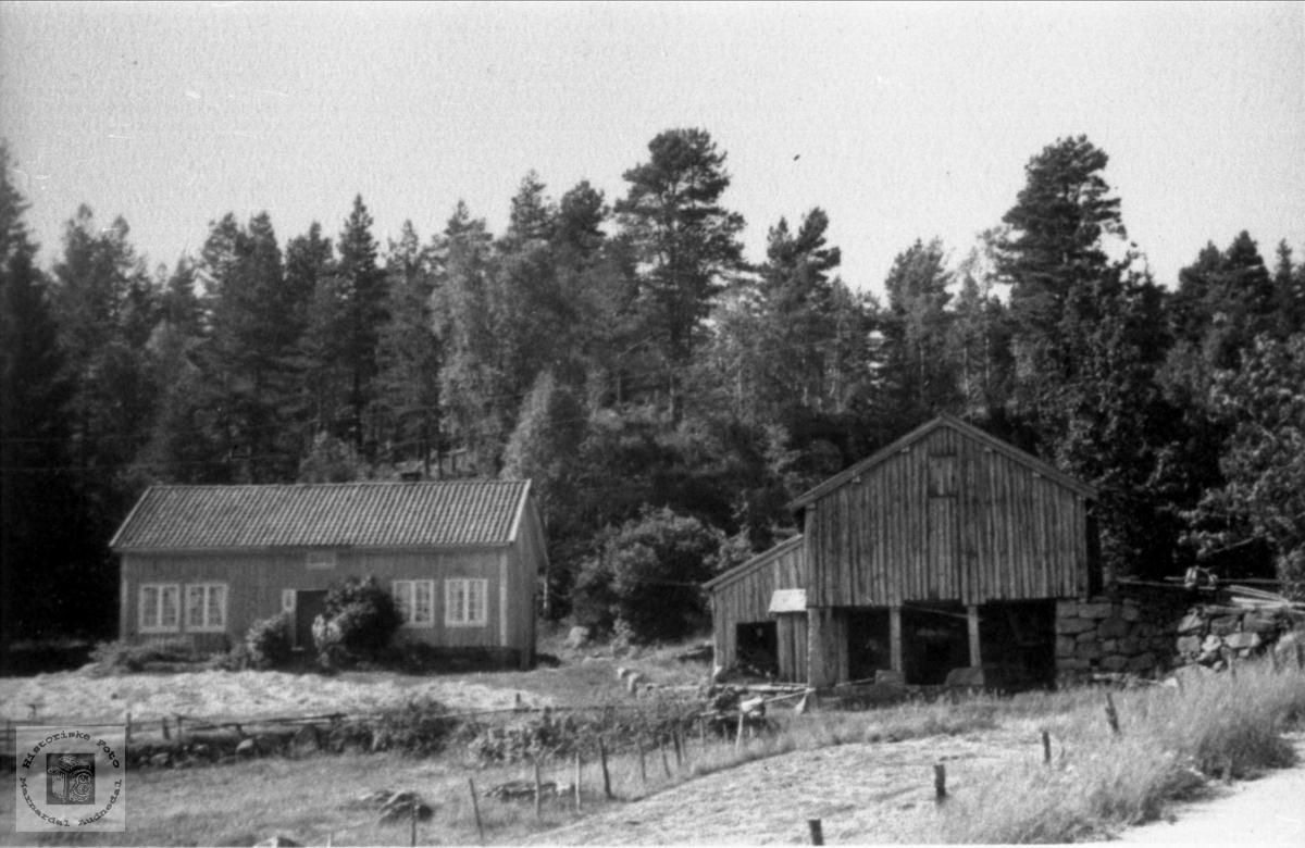 Revura, Nedre Haraldstad i Laudal.