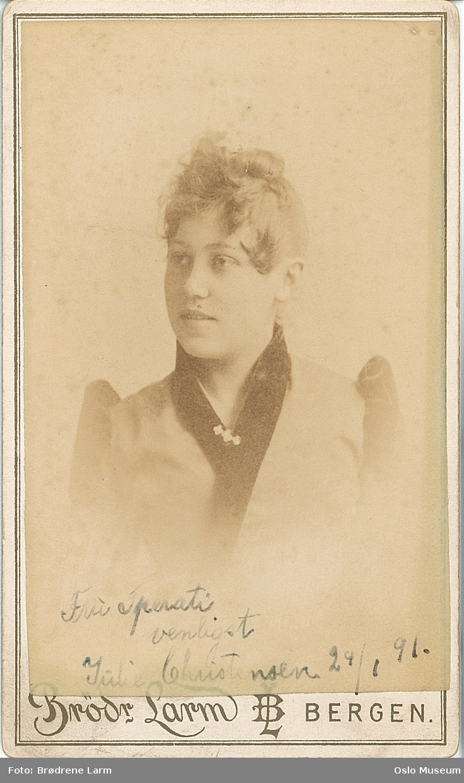 Lampe, Julie (1870 - 1948)