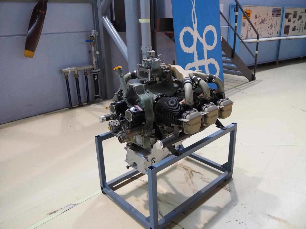 Flymotor, Continental,O-470-11
