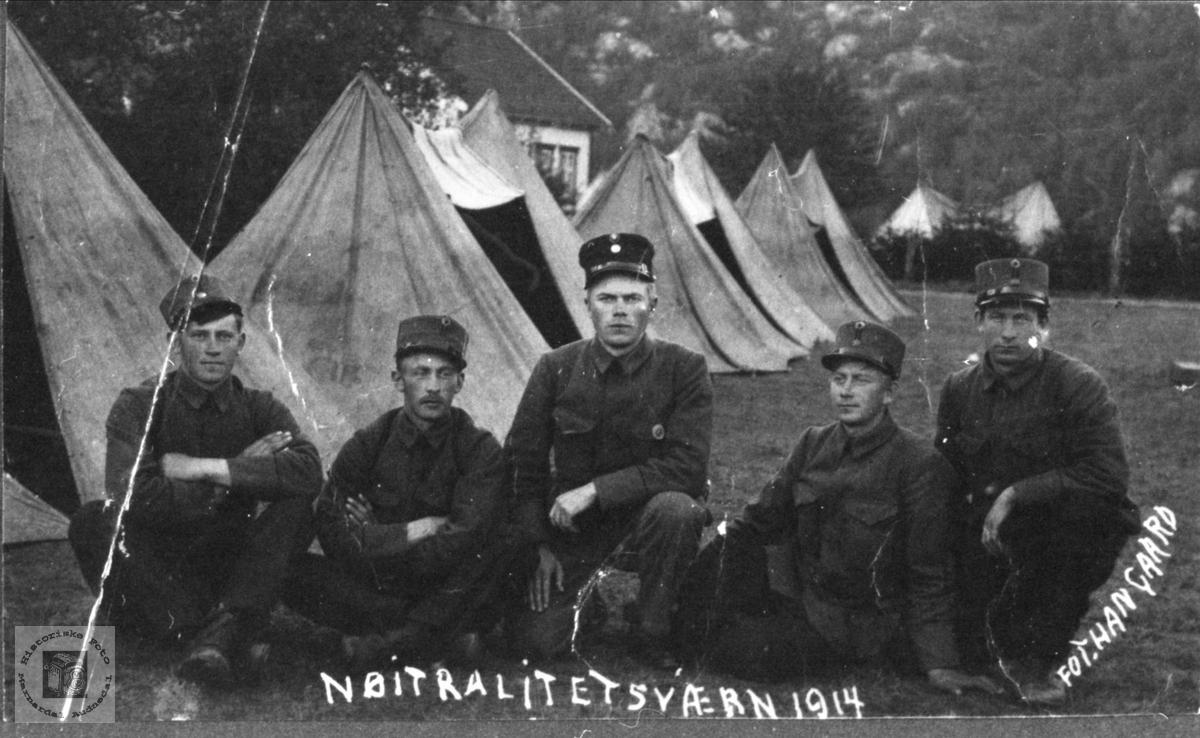 Nøytralitetsvakt 1914