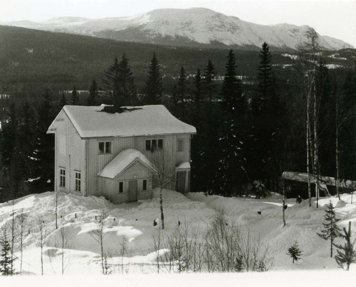 Storruste skule i Sør-Aurdal kommune i Valdres.