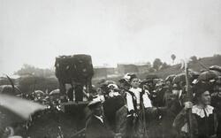 Historisk opptog 1911, Hamar.