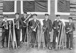 Musikkorps ved Folkvang, Telneset
