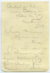 Bauers brevsamling