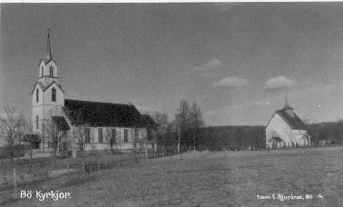 Kyrkjene på Bøhaugen