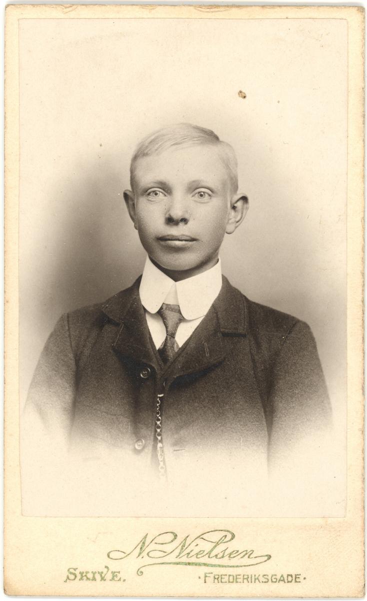 Portrett av Kittil Haraldsen
