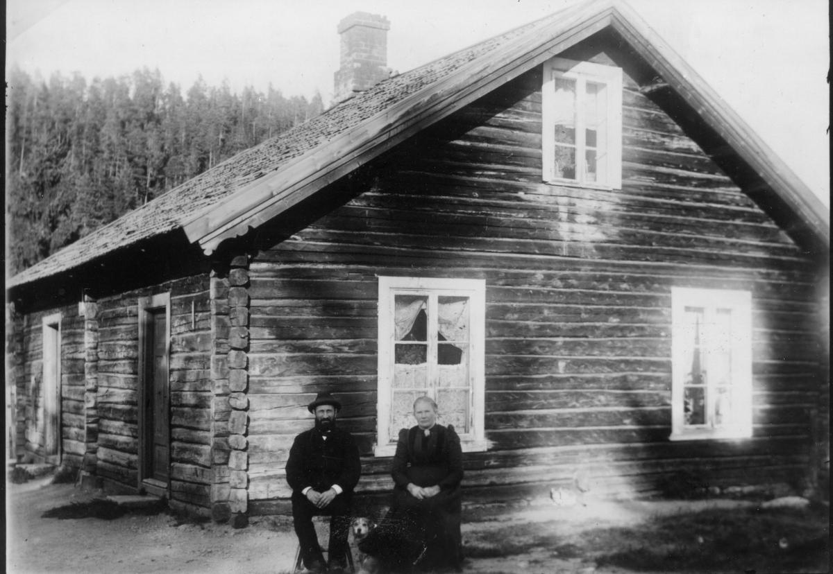 Emilie og Hans Samuelsen