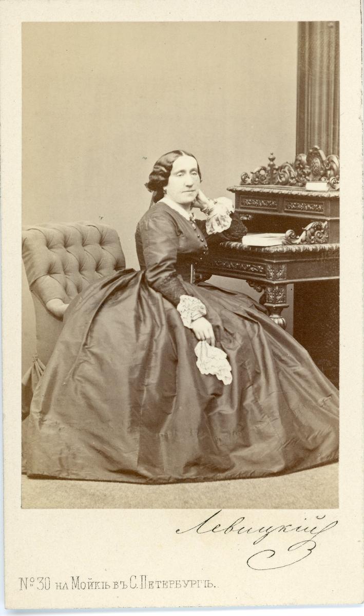 Porträtt av kvinna
