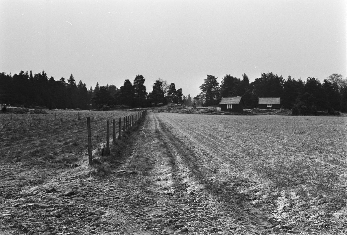Smedja och garage, Lörsta 2:1-5:1, Uppsala-Näs socken, Uppland 1984