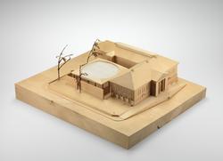 Arkitekturmuseet [Presentasjonsmodell]