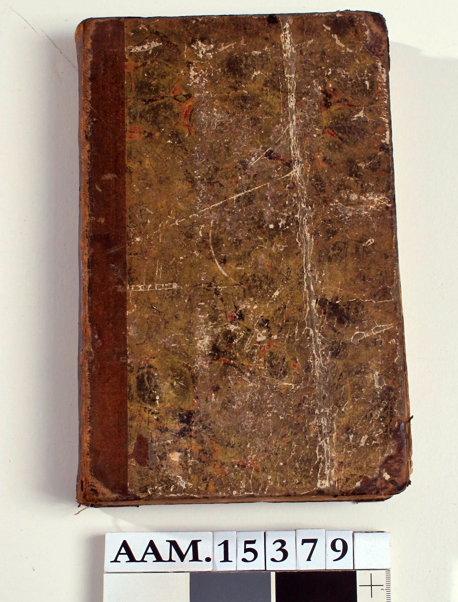 Chr. Ihlen, Lærebog i Navigationen,   II, Chra. 1866.  På forsatspapiret signert:   Jens Lassen 1/11 66.  Brun skinnrygg, brunmarmorert, slitt bind.  (1833 - 1908).