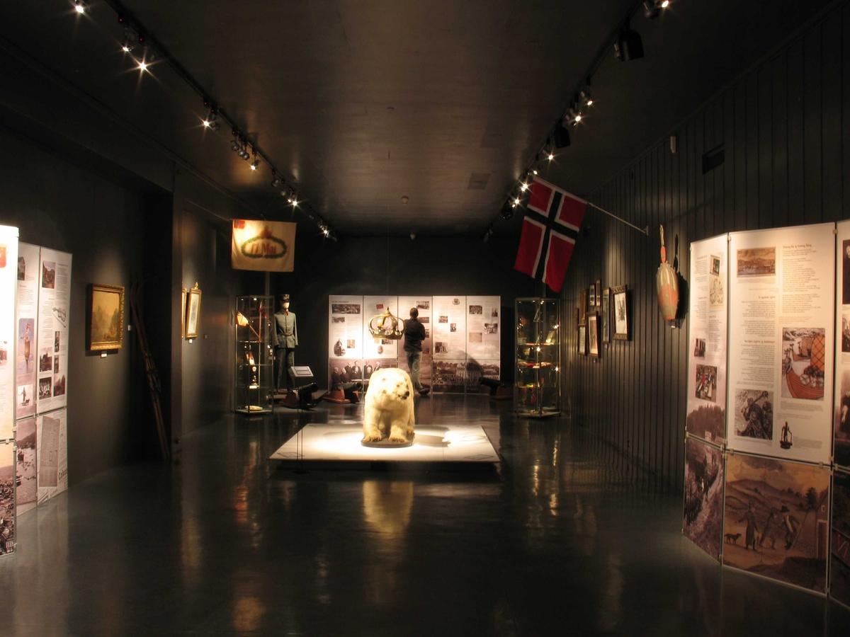 Aust-Agder kulturhistoriske senter. Jubileumsutstillingen 1905 - 2005.