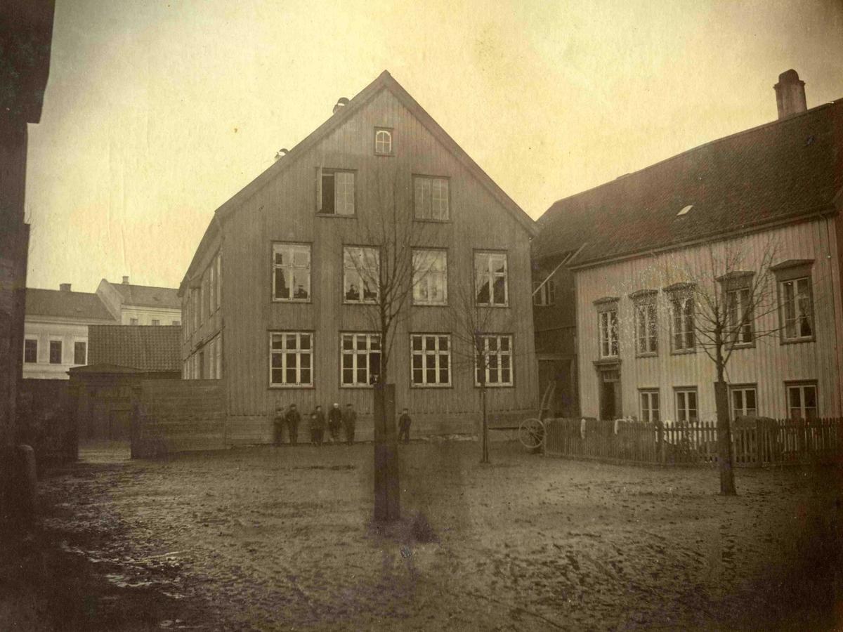 Arendal - Tyholmen - Middel - og Realskolen