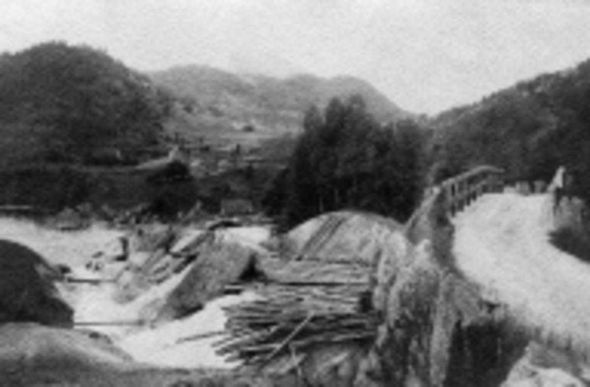 Sandåkerfossen (se både bilde nr. 29 og 30)