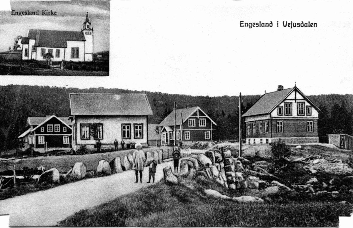 Engesland i Vejusdalen