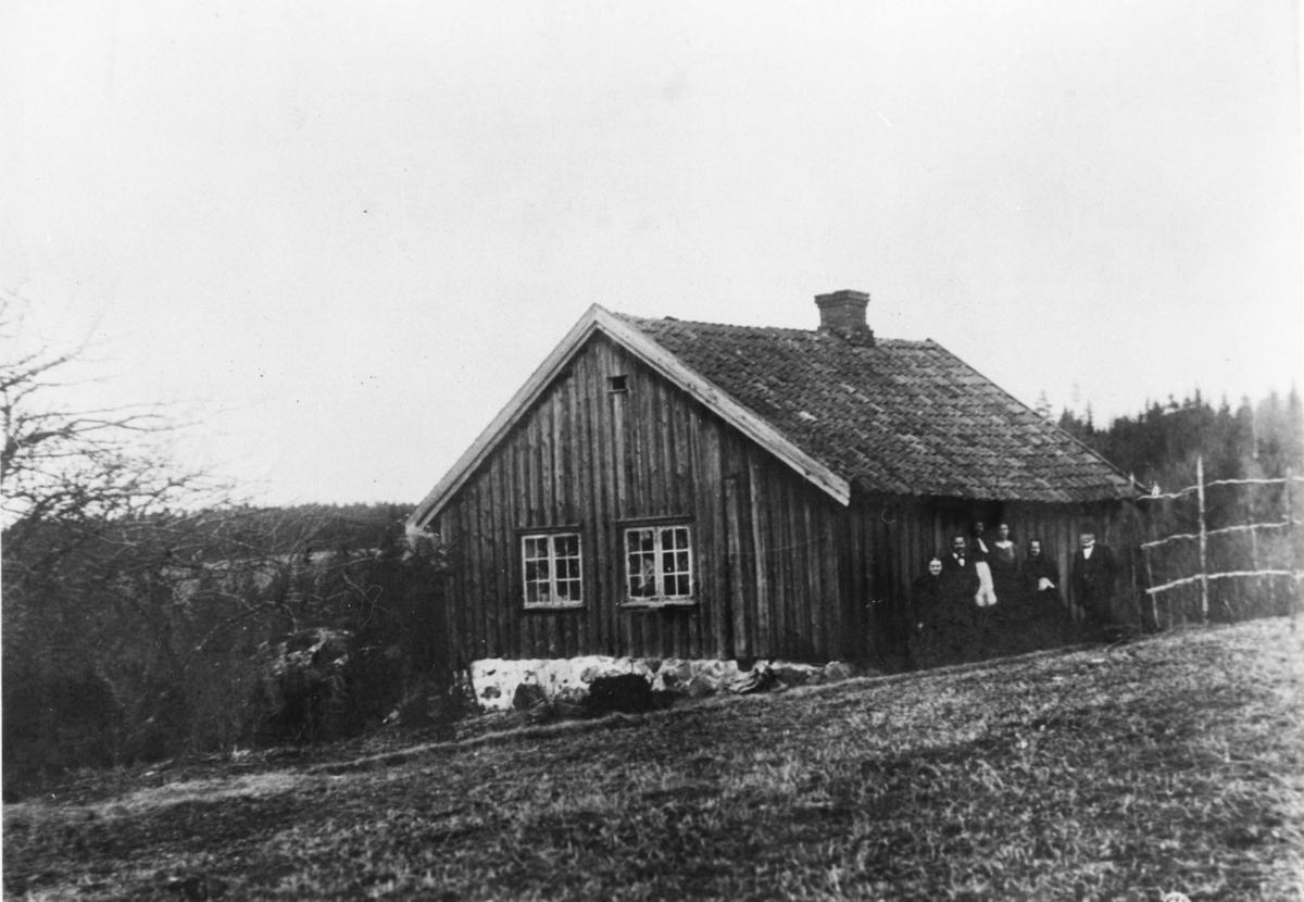 Husmannsplassen Høysand.