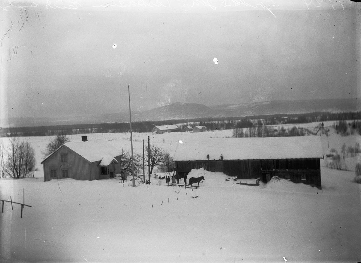 Johan Askheim, gård