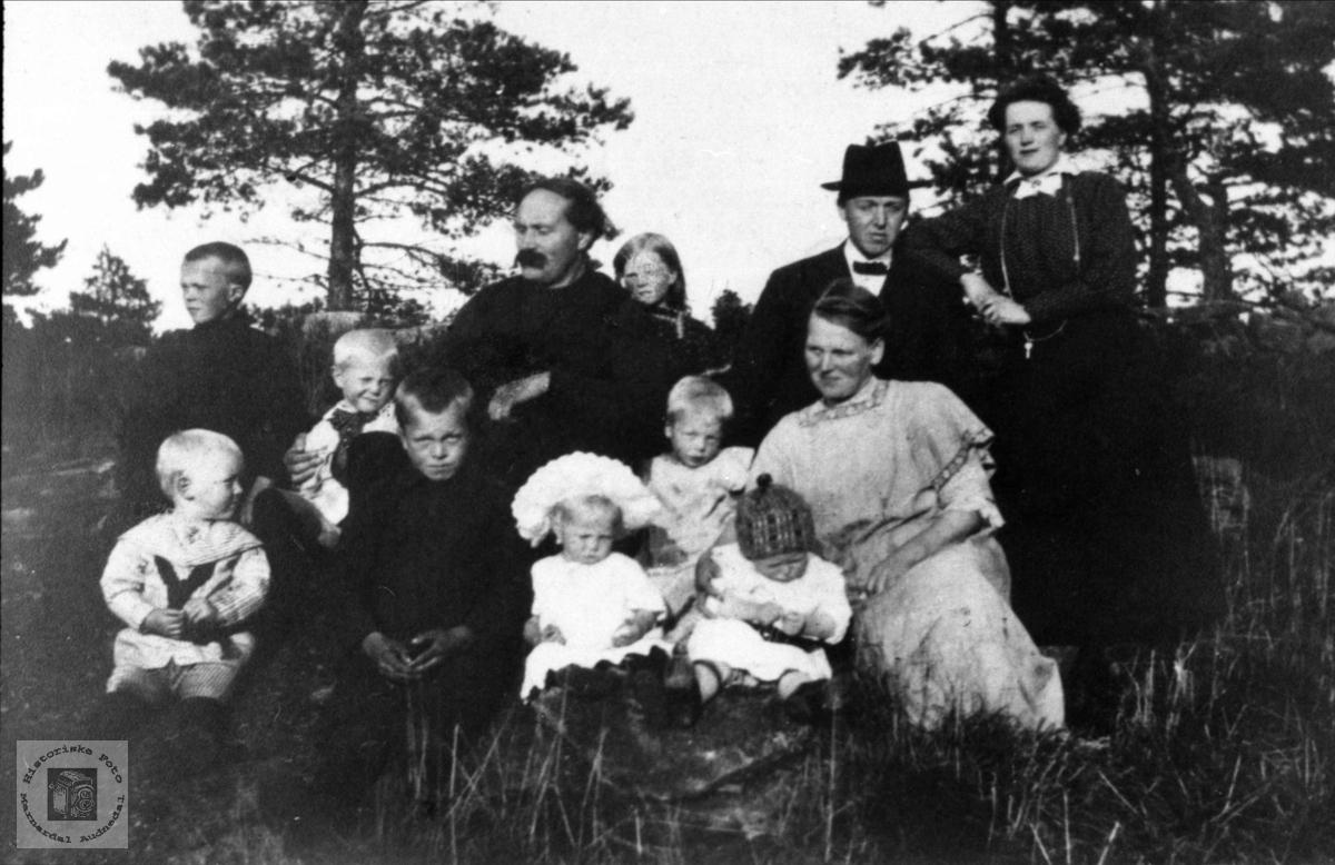 Familiegruppe Holbek- Skoddan