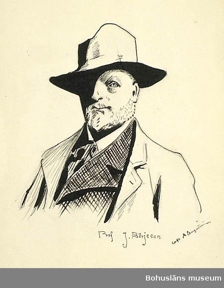 Ragnar Ljungman Jan. 1901. Tillkomstort Stockholm. För uppgifter om konstnären Ragnar Ljungman, se RL001.