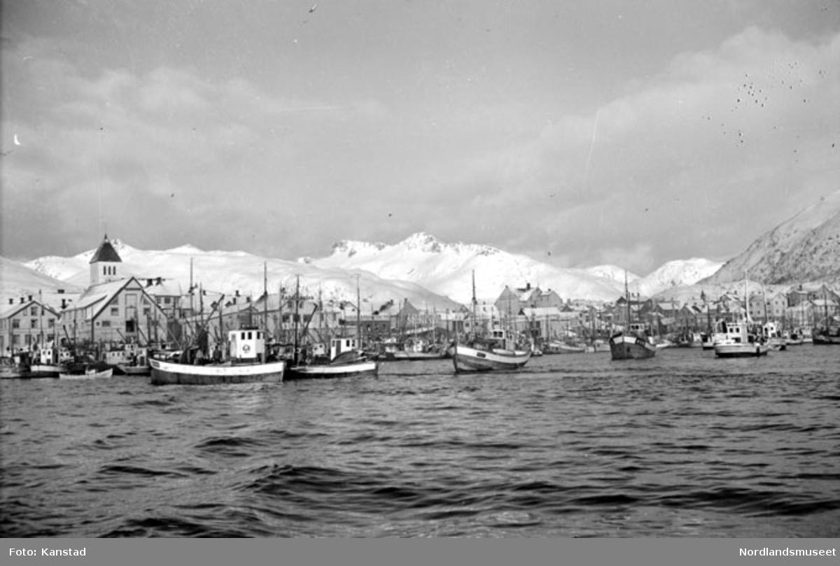 Svolvær; båthavn