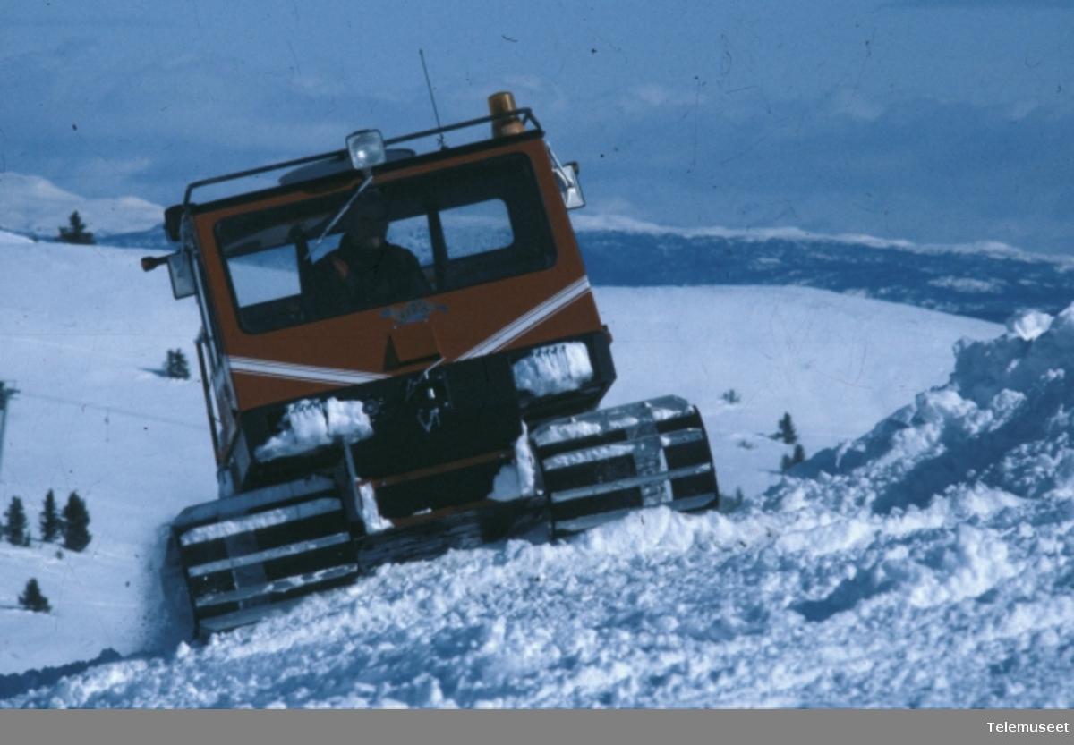 Kurs vinter motorkjøretøy
