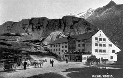 Schweitz - Tirol usorteret: Fra Braunwald