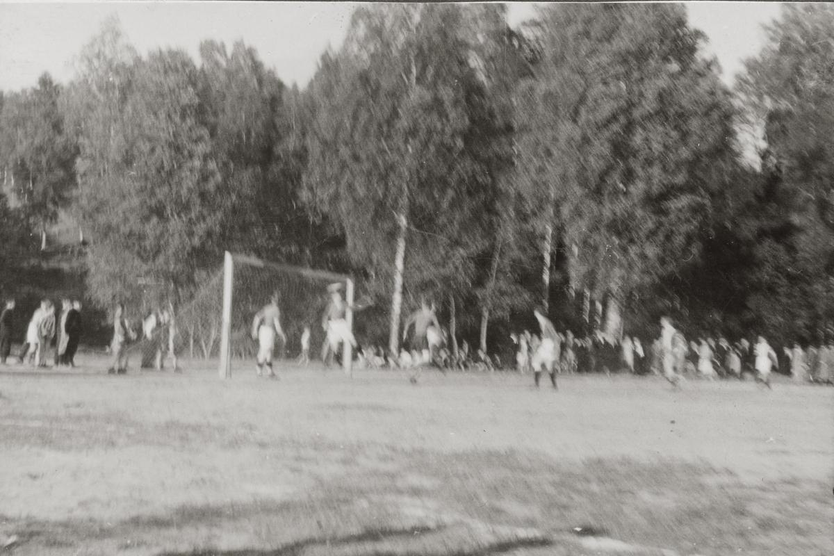 Fotballag i Nittedal IL Åpningen av Bjertnestangen