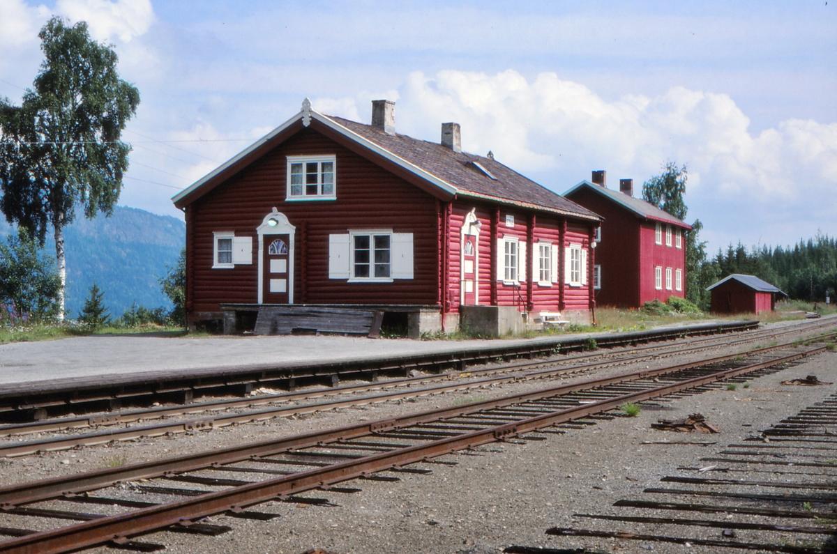 Etna stasjon.