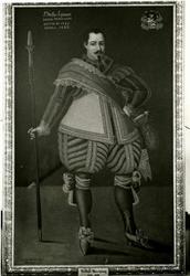 Muschamp Tomas född i England 1580. Kronobergs regementes fö
