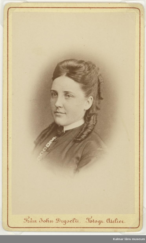 Hedvig Bruun född Gullbrandsson.