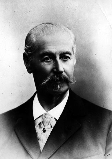 Sveriges förste rälsläggare Sigfrid Andersson f 1828 i Långsjöhöjden, Lekvattnet