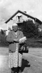Järpers-Lina, Lina Kristiansson från Järpberget, Södra Finns