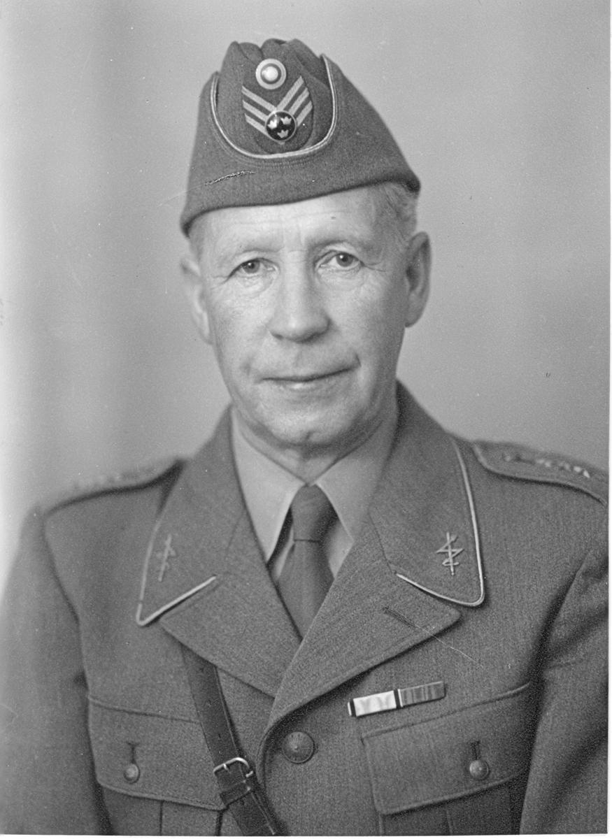 Signalförrådsförvaltare Olle Johannes Sahlèn