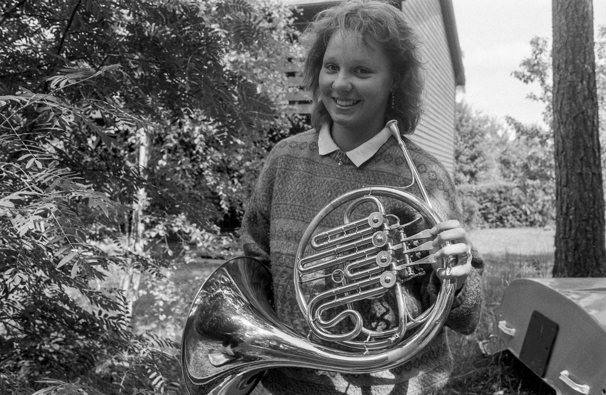 Karianne Røhne i Vestby Korps er tildelt kulturstipend.
