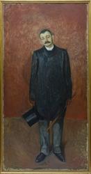 Portrett av advokat Ludvig Meyer [Oljemaleri]