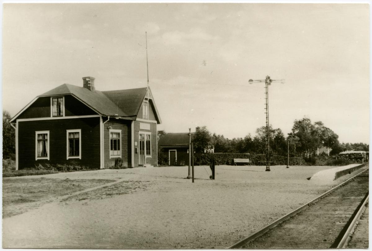 Gällareds station.