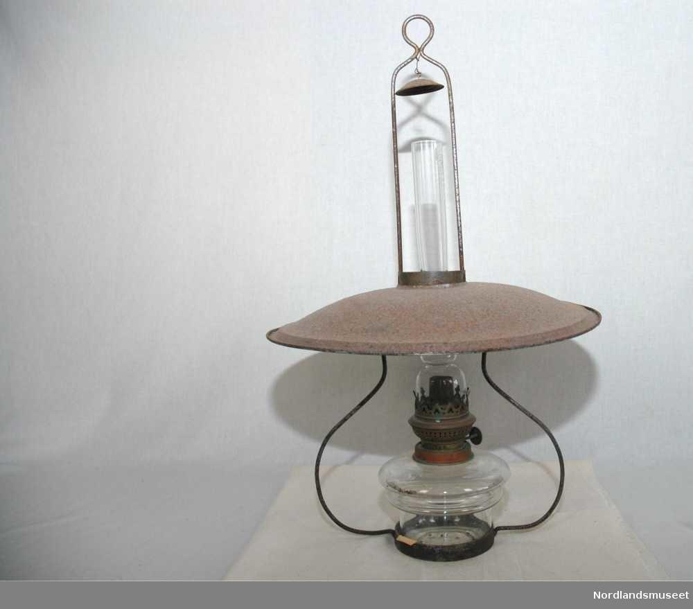 Form: Buket glassbeholder.