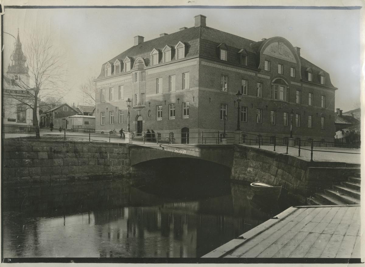 Kanalen och Sundsvallsbanken, Hudiksvall.