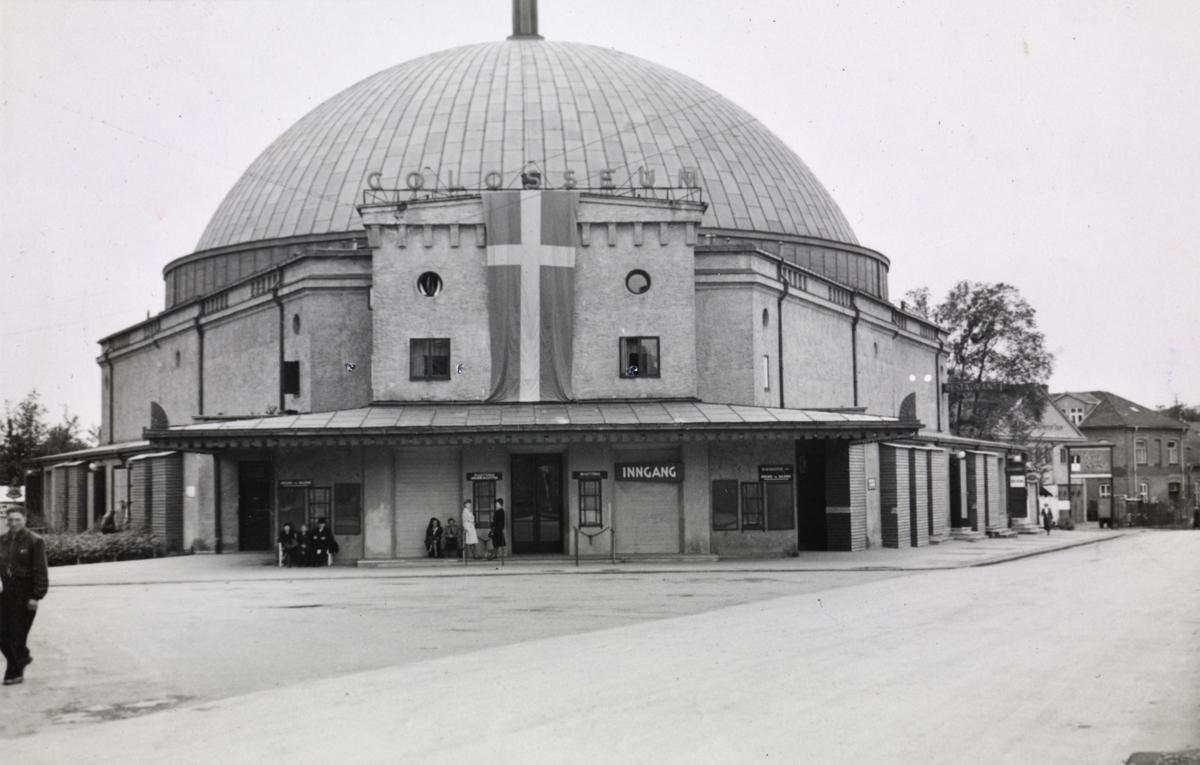 Colosseum kino på Majorstuen i Oslo