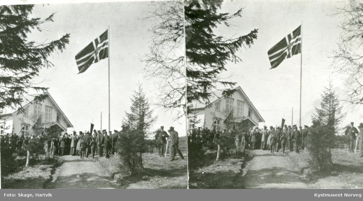 17. mai på Kolvereid etter 1905