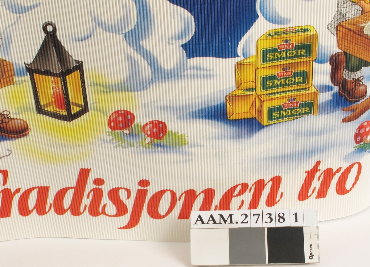 Melk og melkeprodukter, nisser m.m., Tine varemerke