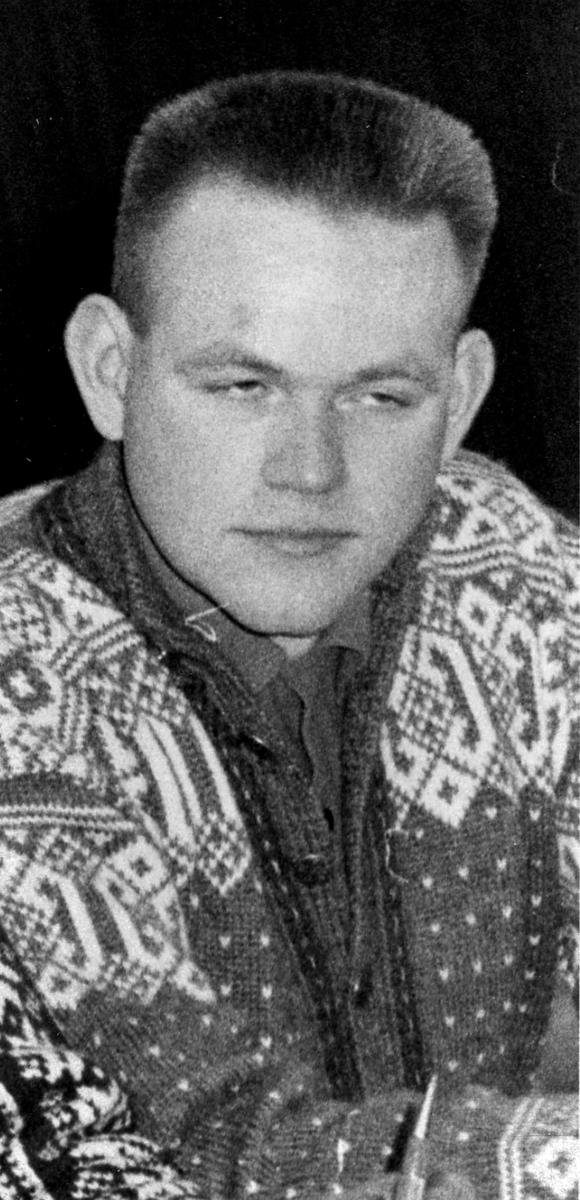 Ola Petter Holm