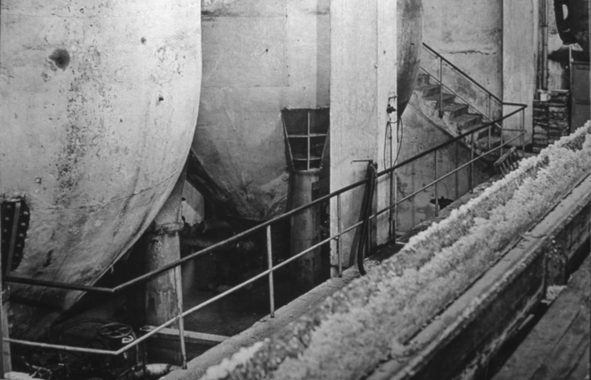 Bøhnsdalen. Cellulosefabrikk