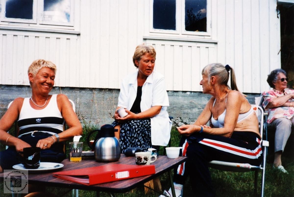 Slektstevne i Lian, Butveit i Audnedal.