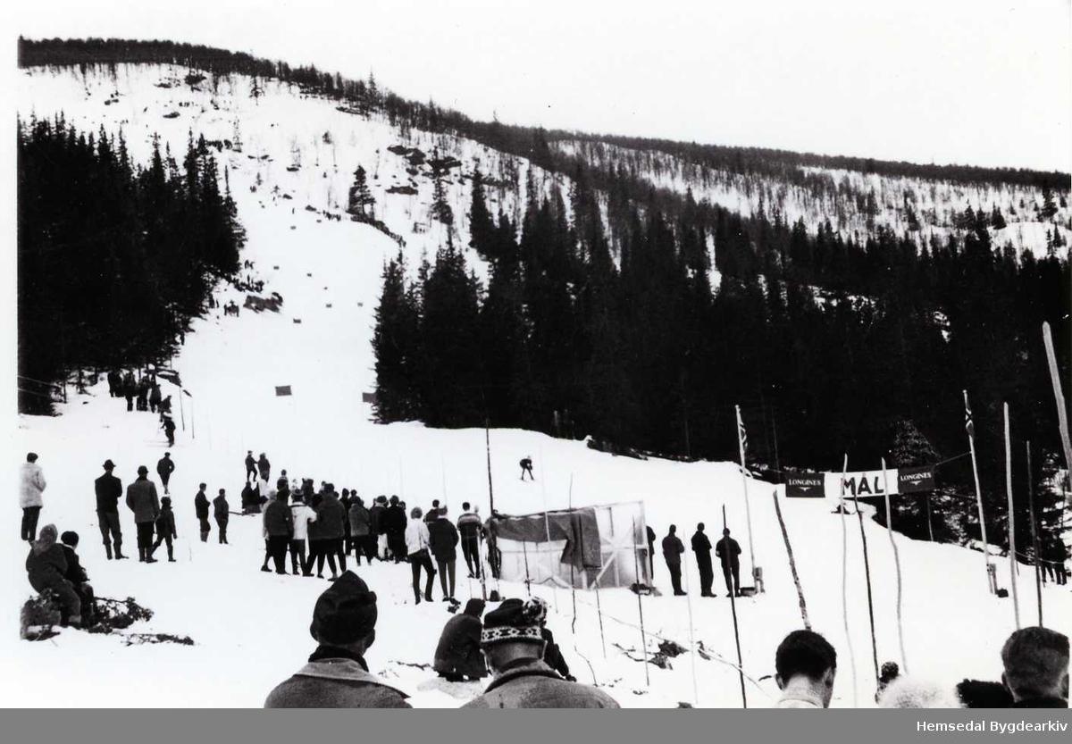 Hemsedal Skisenter. Noregmeisterskap i alpint.