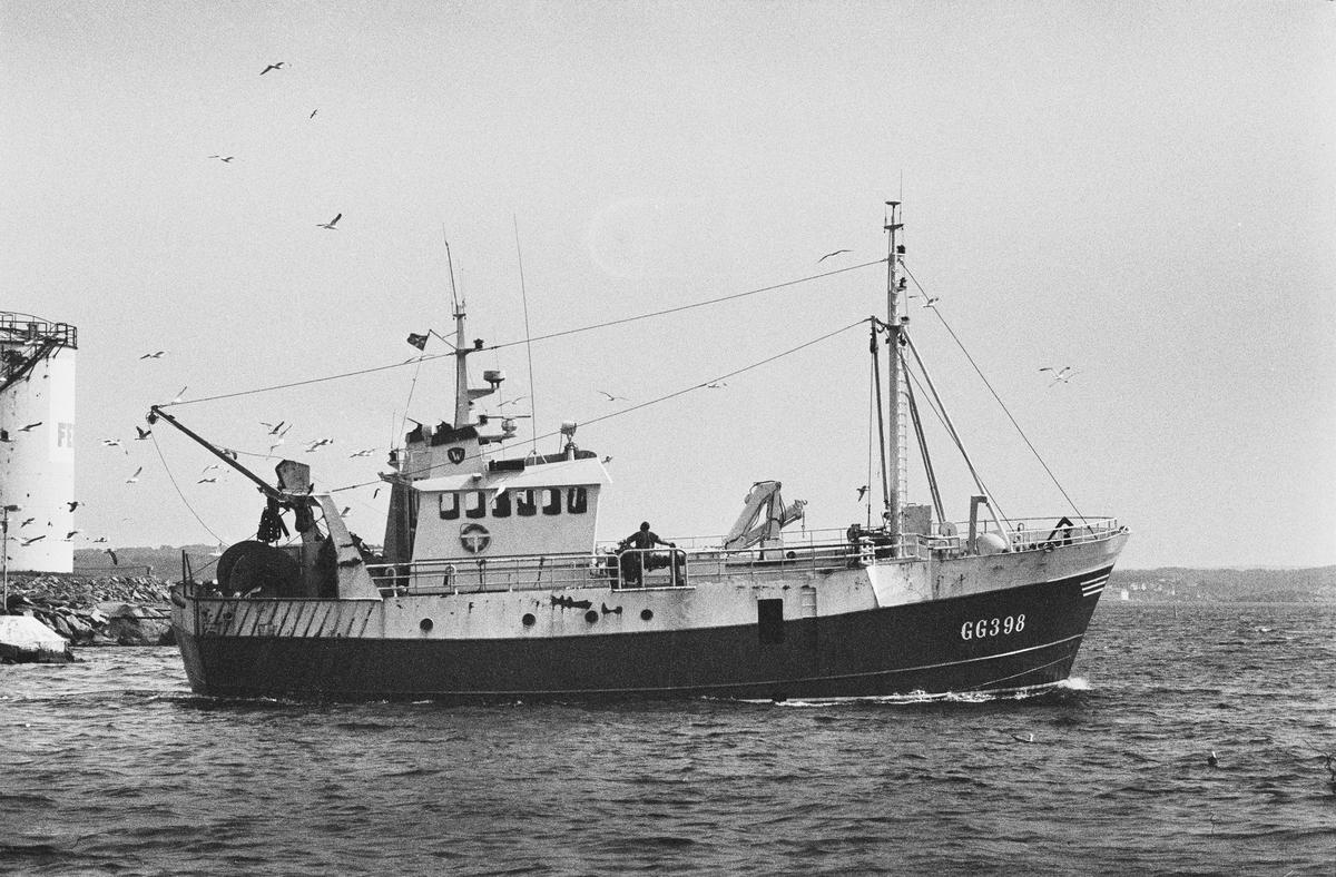 Fartyg: WESTERÖ                        Reg. Nr.: 13898