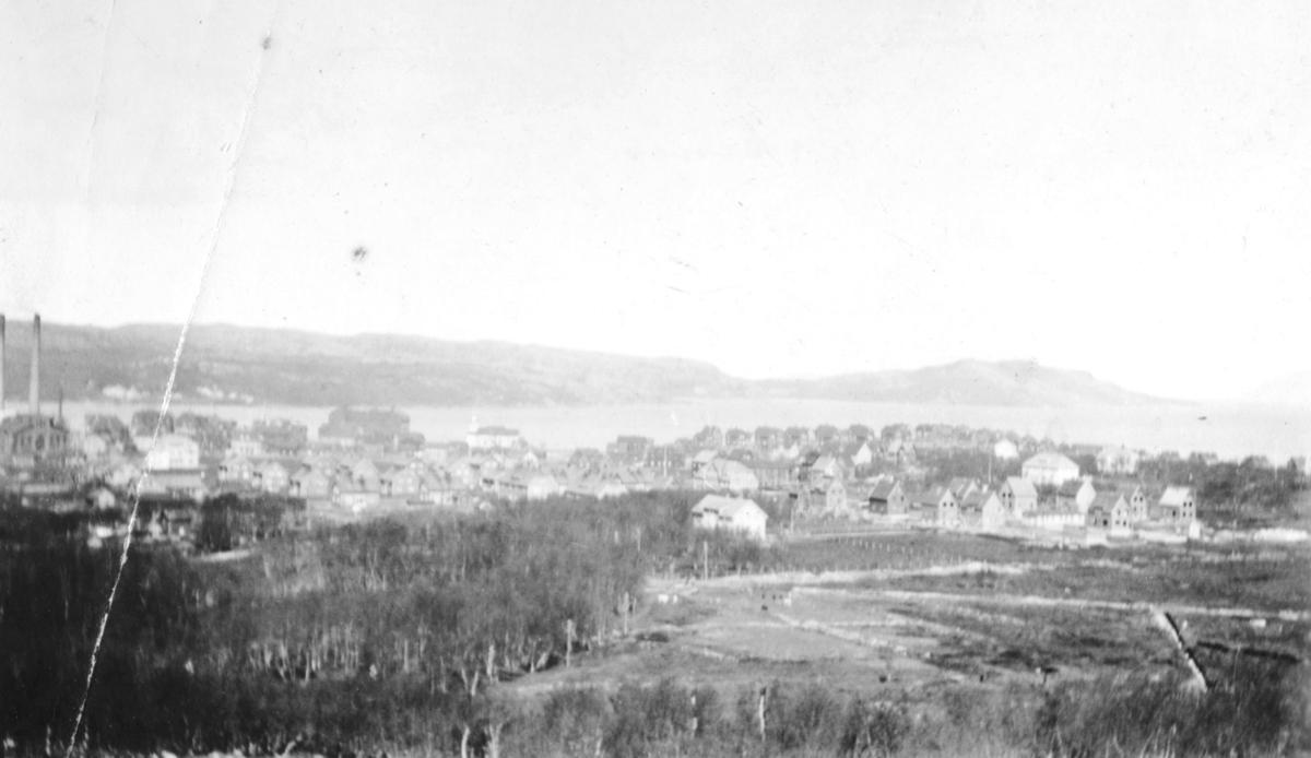 """""""Kirkenes juni, 1925."""""""
