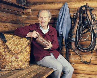 Direktør ved Norsk Skogbruksmuseum Tore Fossum